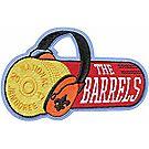 2017 Jamboree® The Barrels Activity Emblem