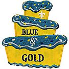2017 Blue & Gold Emblem