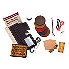 Leatherwork Merit Badge Billfold Kit