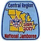 2017 Jamboree® Central Region Emblem
