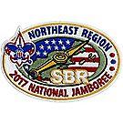 2017 Jamboree® Northeast Region Emblem