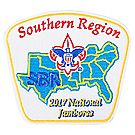 2017 Jamboree® Southern Region Emblem