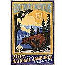 2017 Jamboree® Great Smoky Mountains E1 Subcamp Emblem