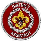 District Assistant Emblem