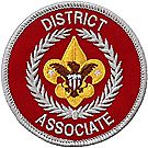 District Associate Emblem