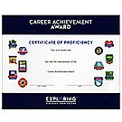 Exploring Career Achievement Award