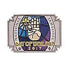 2017 Jamboree® Daily Emblem―(5) Day of Worship
