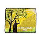 Scout Sunday 2018 Emblem