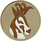 Patrol Antelope Jumbo Emblem