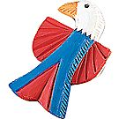 Wood Carving Slides - Thunderbird
