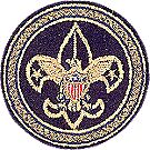 Blazer Embroidered Emblem