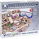 Smithsonian® Rock and Gem Dig Science Kit