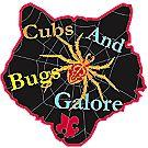Cubs & Bugs Galore Emblem