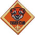 Tiger Rank Emblem