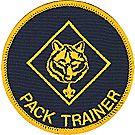 Pack Trainer Emblem