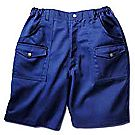 Cub Scouts® Ladies' Fit Navy Uniform Shorts