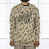 Mens Sweater Camo Up