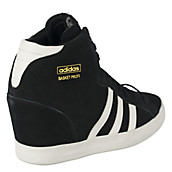 b1ee2a76733 Buy Adidas Womens Basket Profi casual lace up sneaker wedge