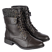 Women's Combat Ankle Boot Oksana-31