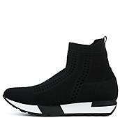 Shiekh Black/Gold Womens 133 High Heels Z4144