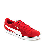 Mens Suede Vulcanized