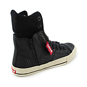Levi S Shoes Zip Ex Hi Ct Twill W