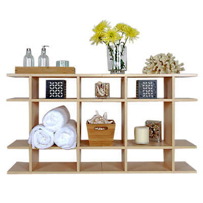 Picture of 4' Wide Classic Bath Shelf