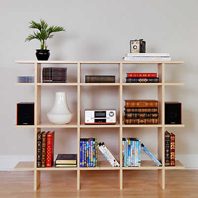 Picture of 4' Wide Standard Storage Shelf