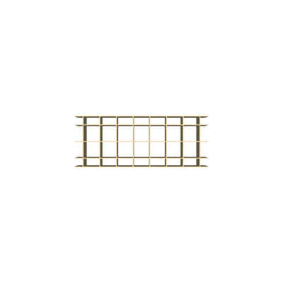 Picture of 8' Wide Classic Storage Shelf