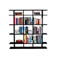 Picture of 4' Wide Bookshelf 0404f004