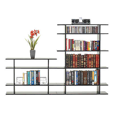 Picture of 6' Wide Tiered Bookshelf 0406s008