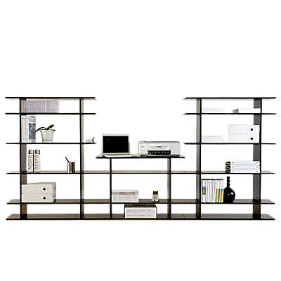 Picture of 9' Wide Bookshelf 0409s010