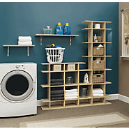 Picture of 5' Wide 2-Tier Storage Shelf