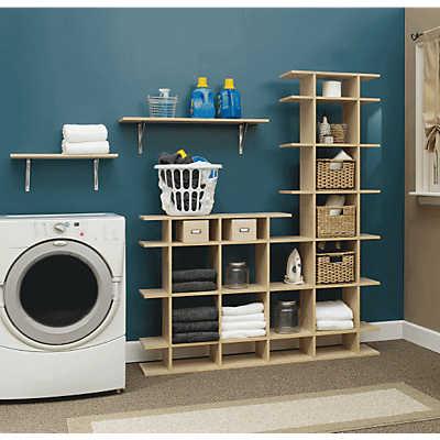 Picture of 5' Wide 2-Tier Storage Shelf