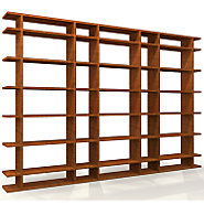 Picture of 9' Wide Classic Office Shelf