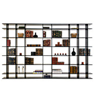 Picture of 10' Wide Classic Bookshelf 0610f002