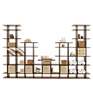 Picture of 10' Wide 3-Tier Storage Shelf