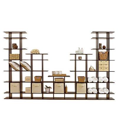Picture of 10' Wide 3-Tier Storage Shelf