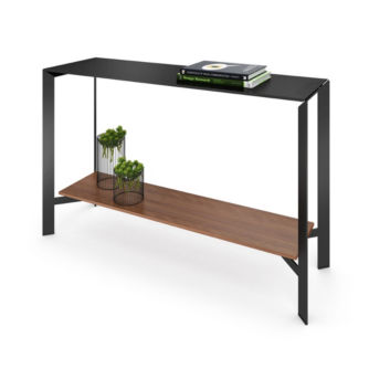 BDI Crease Console Table