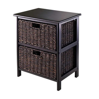 Picture of Two-Tier Storage Rack with 2 Baskets