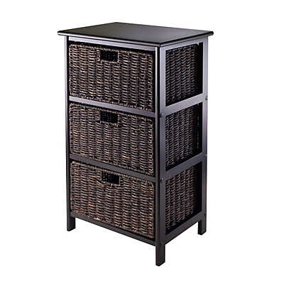 Picture of Three-Tier Storage Rack with 3 Baskets