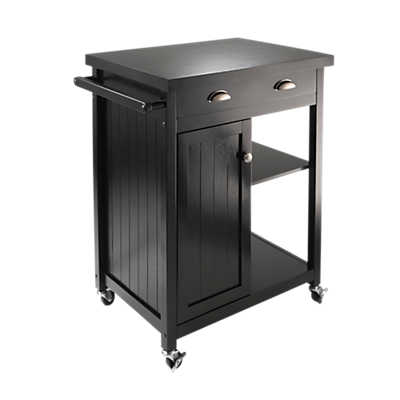 Picture of Kitchen Cart with Cabinet