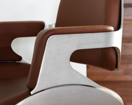Interstuhl Silver Chair