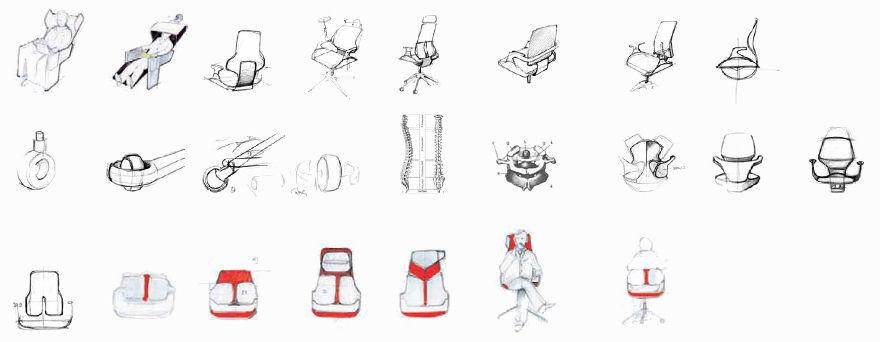Silver Chair Design Inspiration