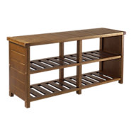 Picture of Two Tier Shoe Bench