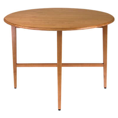 "Picture of Round 42"" Double Drop Leaf Table"