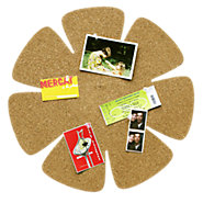 Picture of Flower Cork Board