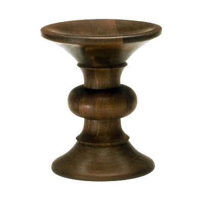 Picture of Herman Miller Eames Walnut Stool B