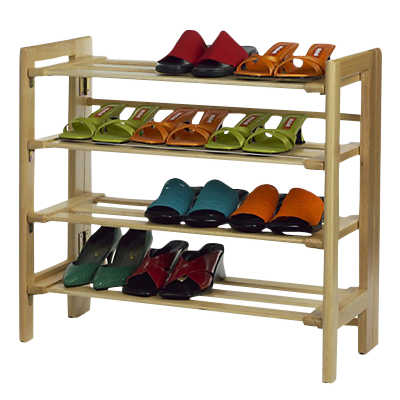 Picture of Four Tier Shoe Rack