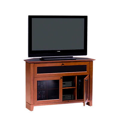 Picture of Novia Corner TV Stand, Single Wide
